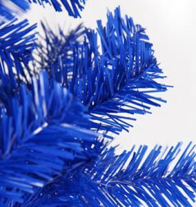 Фото Синие елки - символ наступающего года Ёлка синяя 2,1 м