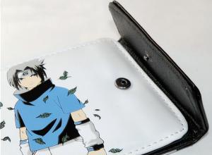 Фото Кошельки Бумажник с изображением Саске