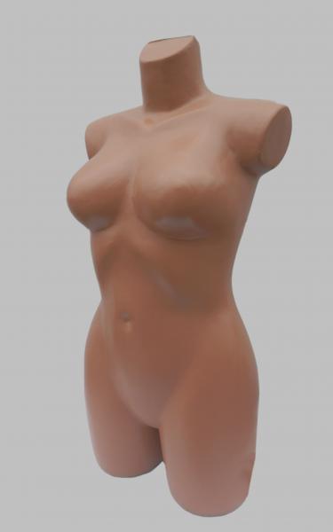 Манекен Венера ровная