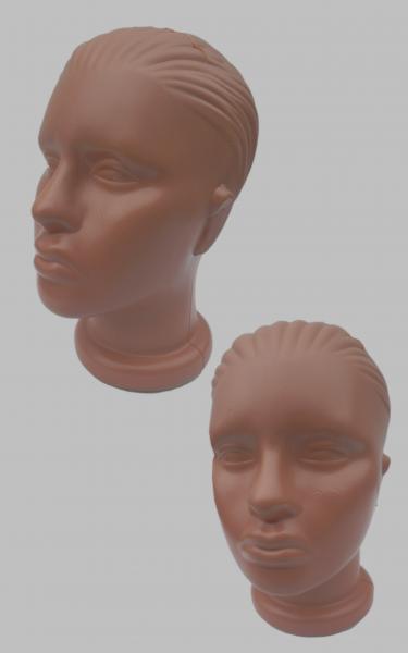 Манекен голова женская.