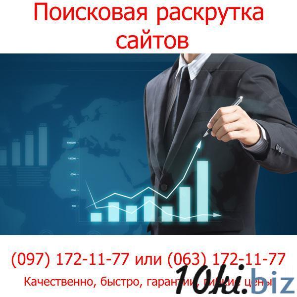 Поисковая раскрутка сайтов Интернет-маркетинг в Николаеве