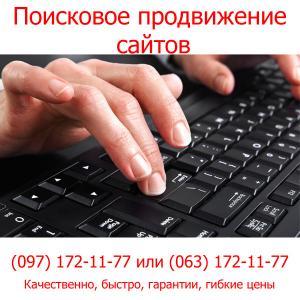 Фото Продвижение и оптимизация сайтов Поисковое продвижение сайтов