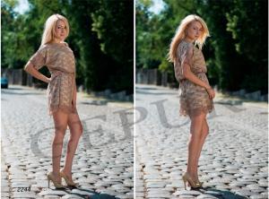 Фото УКРАИНА, Короткие платья 2244