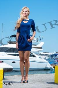Фото УКРАИНА, Короткие платья 2442 / 3628