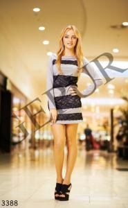 Фото УКРАИНА, Короткие платья 3388