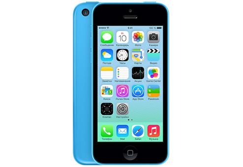 IPhone 5C 16Gb Bluе (голубой)