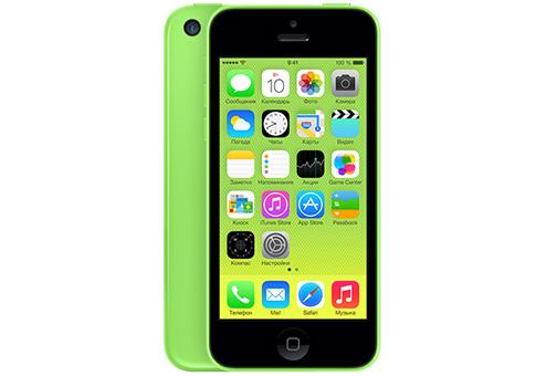 IPhone 5C 16Gb Green (Зеленый)