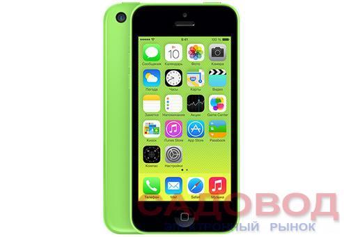 IPhone 5C 16Gb Green (Зеленый) Мобильные телефоны и аксессуары на рынке Садовод