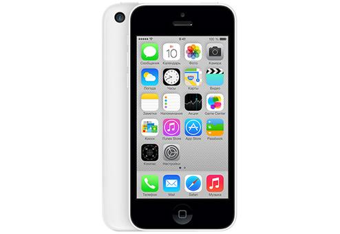 IPhone 5C 32Gb White (Белый)