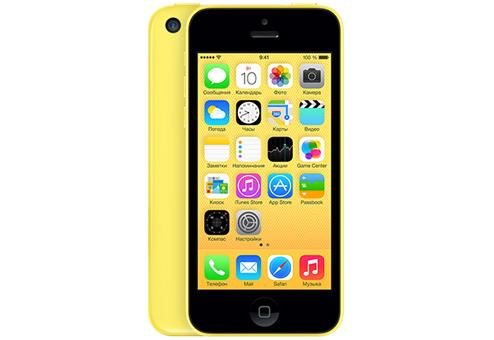 IPhone 5C 32Gb Yellow (Желтый)