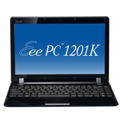 Ноутбук ASUS EeePC 1201K, black/XPH, 90OA2CB11114937E13EQ
