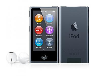 Apple IPod Nano 7 16Gb Graphite