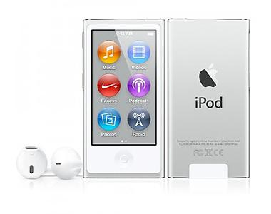 Apple IPod Nano 7 16Gb Silver