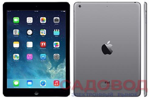 Apple IPad Air 32Gb 4G Spase Grey Мобильные телефоны и аксессуары на рынке Садовод