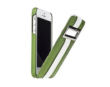 Кожаный чехол Melkco для iPhone 5 Limited Edition