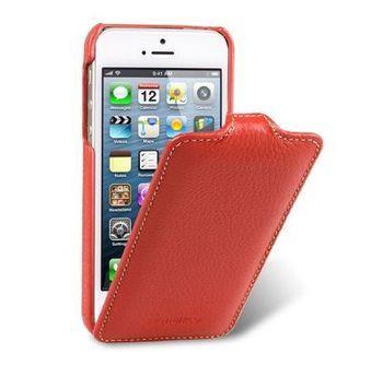 Чехол Кожаный Melkco Для IPhone 5 Книжка