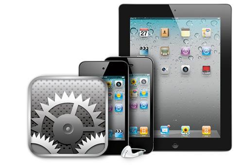 Настройка iPhone/iPad Оптимальный комплект