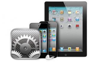 Фото Услуги Настройка iPhone/iPad Оптимальный комплект