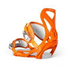 Сноуборд крепления NIDECKER 2013-14 Ignition orange