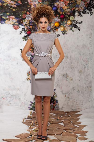 Платье модель 1034 размер 56
