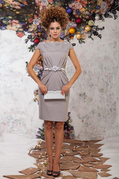 Платье модель 1034 размер 54