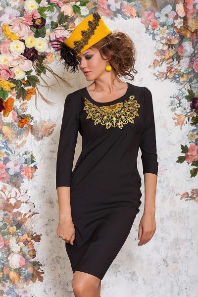 Платье модель 1048 размер 54