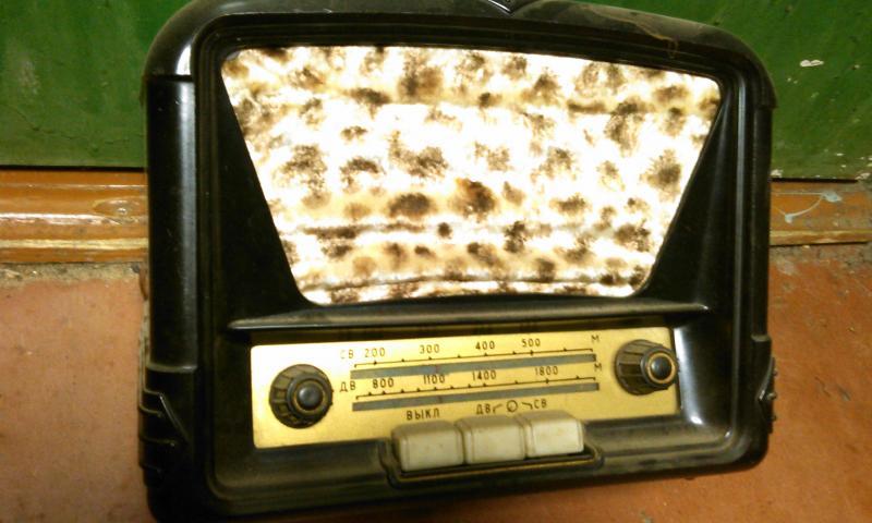 Радиоприёмник Стрела