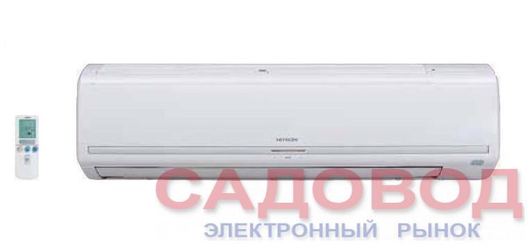 до 70 кв.м Hitachi RAS-24LH2  НЕ ИНВЕРТОР  Климатические системы на рынке Садовод