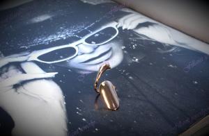 Фото Кольца Кольцо на фалангу Artilady с хвостиком