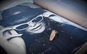 Фото Кольца Кольцо на фалангу Artilady с кристалами