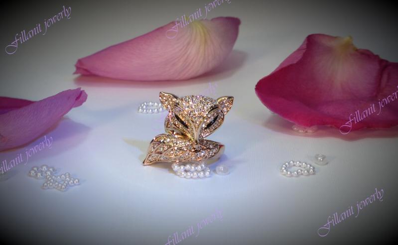Кольцо Fox