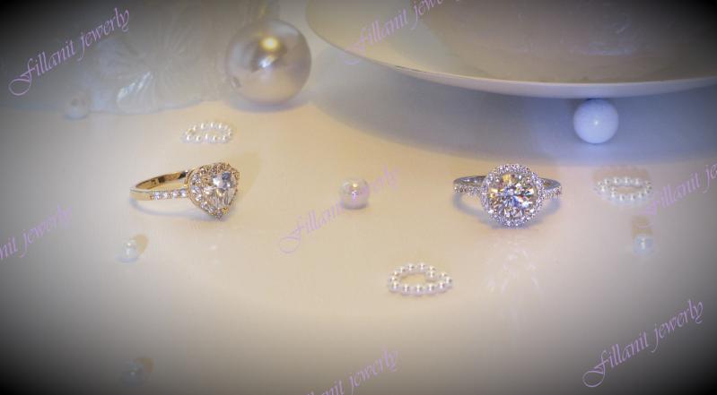 Кольцо Сlassic crystal