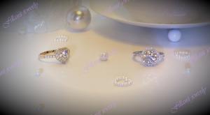 Фото Кольца Кольцо Сlassic crystal