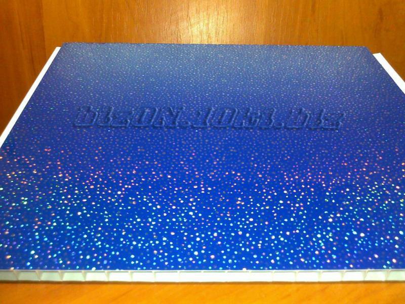 Фото Панели ПВХ 250 мм (Термоперевод) «МЛЕЧНЫЙ ПУТЬ BLUE»   Пластиковые панели ПВХ   (Термоперевод)   «RIKO»