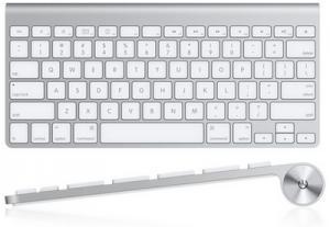 Фото Аксессуары, Устройства ввода Apple Wireless Keyboard