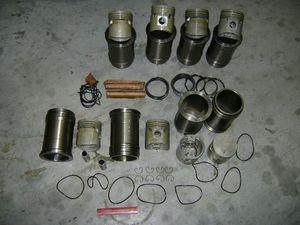 Гильзо-комплект на ЗИЛ 130 (ГП+ Кольца+Палец) 130.1000108 (пр-во г. Кострома)