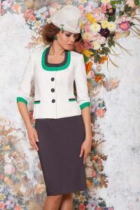 Фото Модели под заказ Костюм женский модель 2058 размер 52, 54