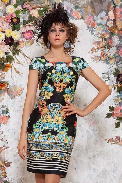 Платье модель 1020 размер 52