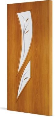 Межкомнатная дверь Тип С-2 с фъюзингом