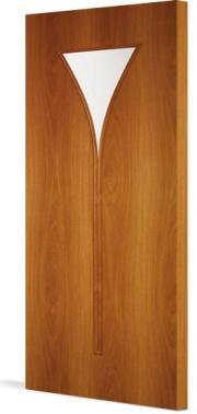 Межкомнатная дверь Тип С-4 остекленная