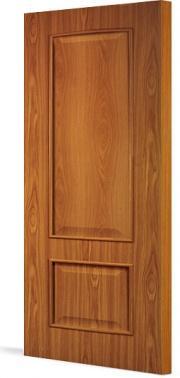 Межкомнатная дверь Тип С-5 с объемной филенкой