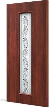 Межкомнатная дверь Тип С-21 художественное Вьюн