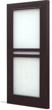Межкомнатная дверь Тип С-23 (о) остекленная