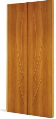 Межкомнатная складная дверь Тип С-2 (г) глухая