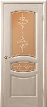 """Межкомнатная шпонированная дверь """"Анастасия"""" (Х)"""