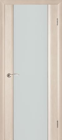 """Межкомнатная шпонированная дверь """"Техно-3"""" (О) остекленная"""