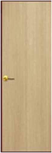 "Межкомнатная шпонированная дверь ""Соло"" (Г) глухая"