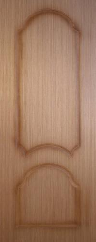 "Межкомнатная шпонированная дверь ""Кристалл"" (Г) глухая"