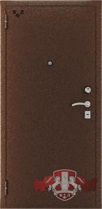 Фото Металические двери Металическая дверь ВФД «Стандарт» антик медь
