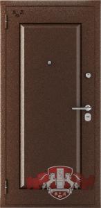 Фото Металические двери Металическая дверь ВФД «Комфорт» антик медь